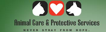 Animal Care and Protective Services Logo