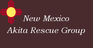 New Mexico Akita Rescue Group